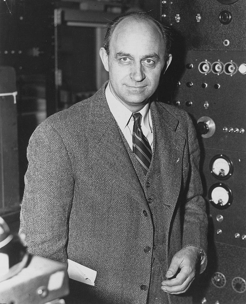 物理学家费米